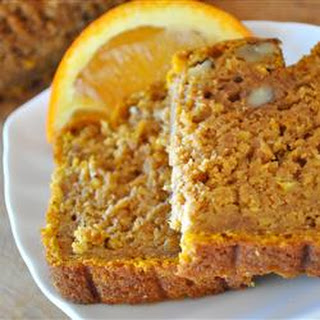 Orange Pumpkin Loaf All Recipes