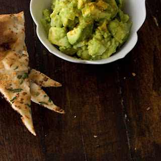 A Twist on Guacamole
