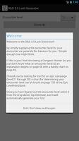 Screenshot of D&D 3.5 Loot Generator