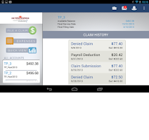Screenshot of HRC Total Solutions Mobile