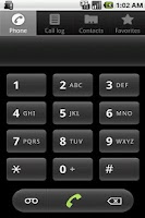 Screenshot of CallButton