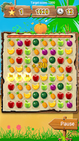 Screenshot of Fruit Jewels : Diamond FREE