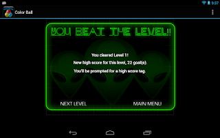 Screenshot of Color Ball (Full)