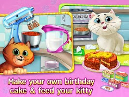 Screenshot of Kitty Cat Birthday Surprise