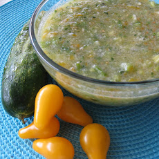 Green Gold Gazpacho
