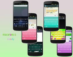 Screenshot of Emoji Keyboard - Free Emoji
