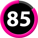 Battery Changer PinkCircle icon