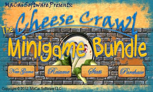 Cheese Crawl - Minigame Bundle