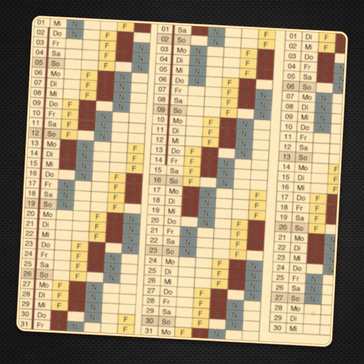 轉變日曆 工具 App LOGO-APP試玩