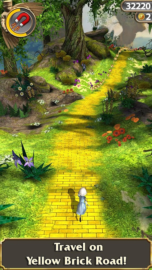 Temple Run: Oz Screenshot 1