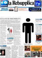 Screenshot of Crea Prima Pagina Giornale