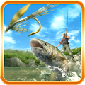 Game Fly Fishing 3D apk for kindle fire