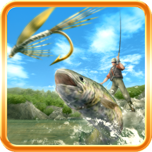 Cover art Fly Fishing 3D