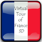 Virtual Tour of Paris & France icon