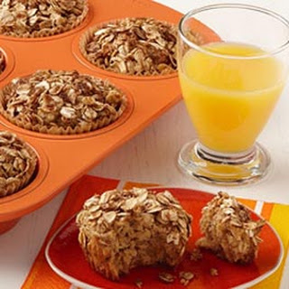 Ground Oatmeal Muffin Recipes