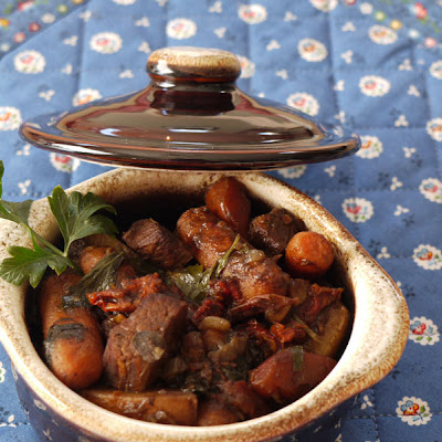 Coffee Beef Stew