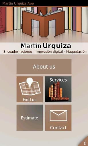 Martin Urquiza Bindings