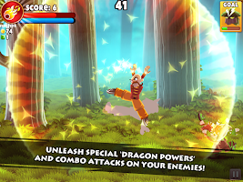 Screenshot of Dragon Finga