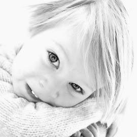 Little Miss Happy by Kelly Murdoch - Babies & Children Children Candids ( pose, girl, faces, ztam photography, female, happy, smile, eyes, ztam )