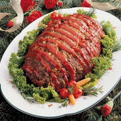 Meatloaf With Oats And Onion Soup Mix Recipes | Yummly