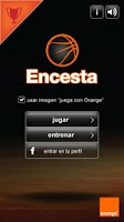 Screenshot of Encesta (pw by Orange)