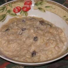 Minute Rice Pudding