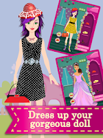 Screenshot of Doll House Makeover