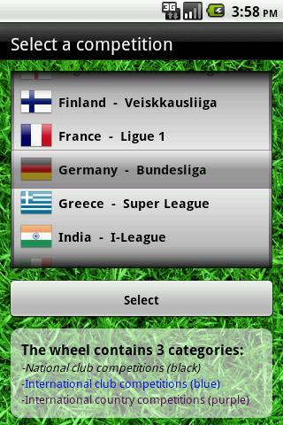 足球联赛资料库
