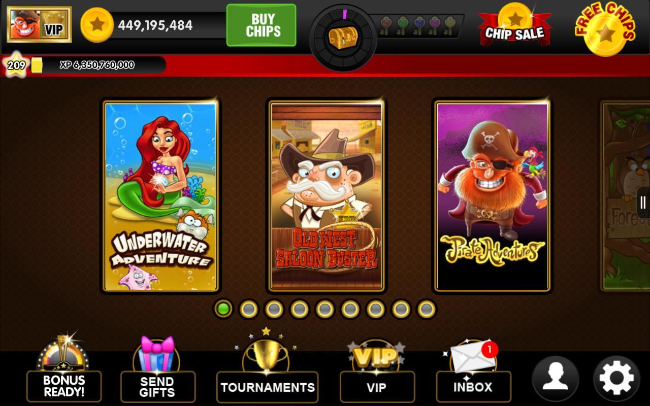 Slot Buster - Slots & Casino – Screenshot