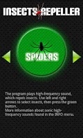 Screenshot of Insects repeller