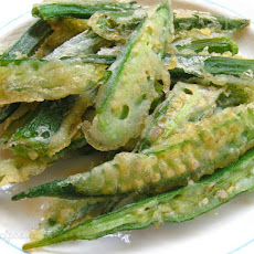 Spicy Fried Okra