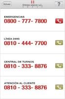 Screenshot of SMG Emergencias