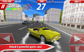 Screenshot of Drift Racing 3D