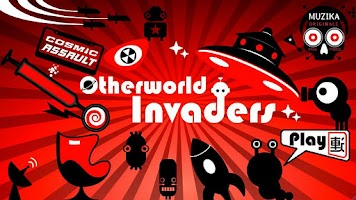 Screenshot of Otherworld Invaders