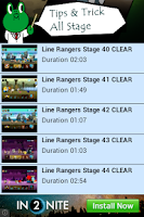 Screenshot of LONE RANGERS STAGE TRICK