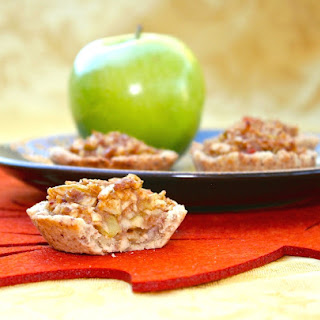 Gluten Free Apple Pie Tartlets