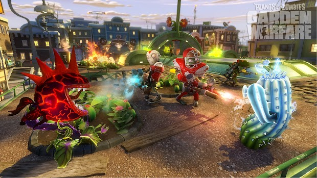 Plants Vs Zombies: Garden Warfare gets a free trial on PC