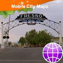 Fresno Street Map icon