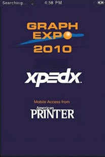 Graph Expo 2010 - screenshot