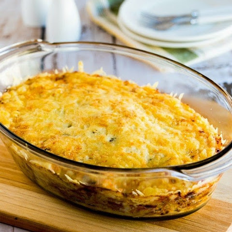 Leftover Corned Beef Low-Carb Reuben Bake (Gluten-Free)