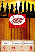 Screenshot of Cowboy Grill Philippines