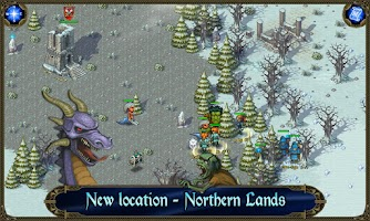 Screenshot of Majesty: Northern Kingdom