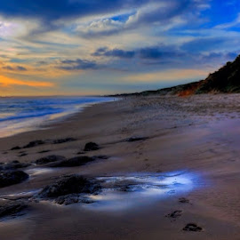 by Terrence Credlin - Landscapes Beaches