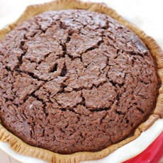 Chocolate Coconut Pie