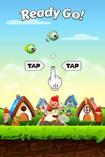 Floppy Bird 2 - screenshot