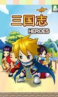 Screenshot of 삼국지 히어로즈_게임