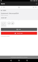Screenshot of Viessmann Spare Part App