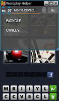 Screenshot of Wordplay Helper (Cheats)