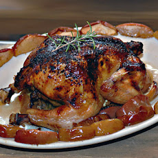 Rosemary Apple Chicken