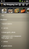 Screenshot of Allrecipes Dinner Spinner Pro